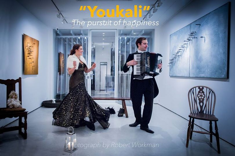 Youkali - The Pursuit of Happiness