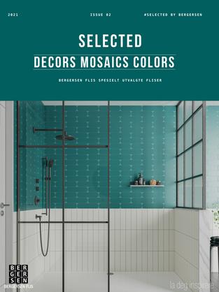 Decors mosaics colors