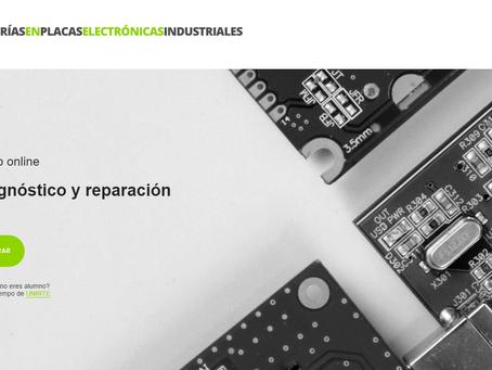 Curso de reparación electrónica industrial. ¿Aún no sabes por dónde empezar? - Ejemplo de reparación