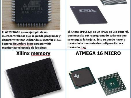 Cómo testear un microcontrolador en una PCB