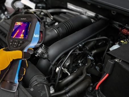 ¿Que es la termografía? ¿Como funciona una cámara termográfica?