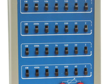 Los métodos de sustitución en la reparación electrónica. ¿Qué es y para qué sirve una caja de R/C/L?