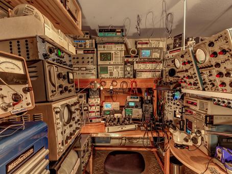¿Pensando en montar una Laboratorio de electrónica para reparar? Parte 2