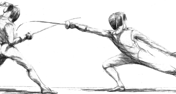 The Duel of Human Discourse