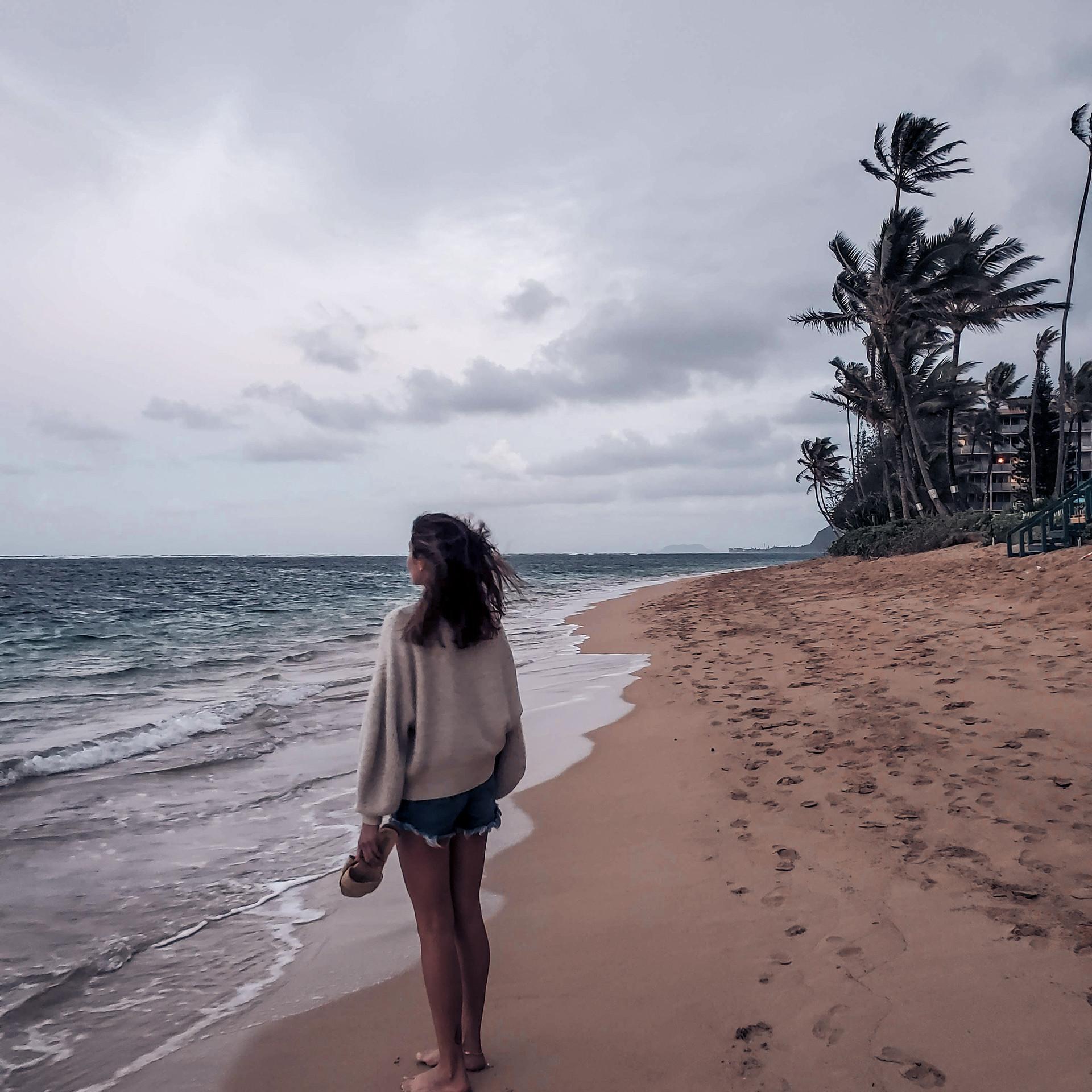 apartment's Private beach