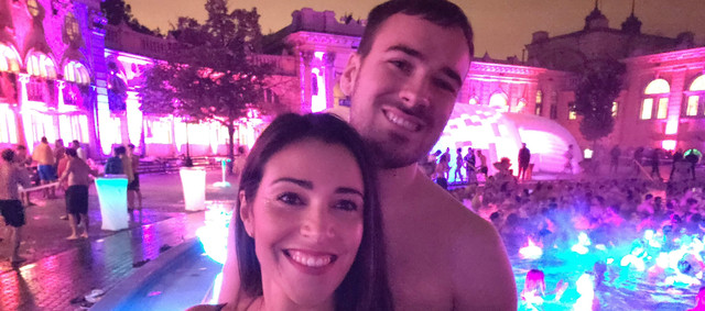 Thermal pool party