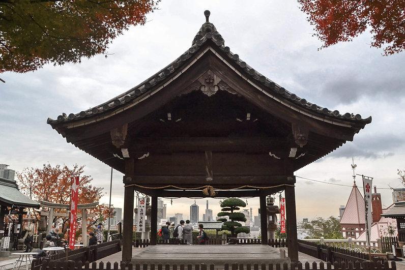kitano tenman shrine