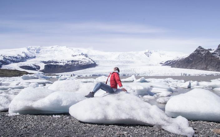 Glacier Fjallsárlón