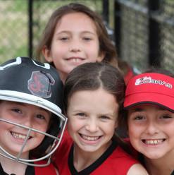 2013 9U - Jamie, Chloe, Sami & Ashley.JP