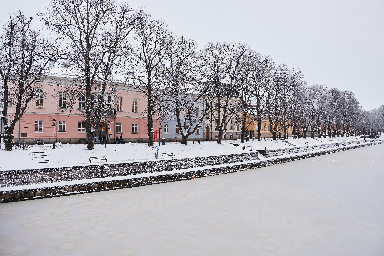 Turku-Åbo | Aurajoki