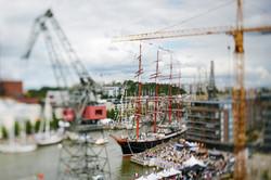 Turku-Åbo   Aurajoki