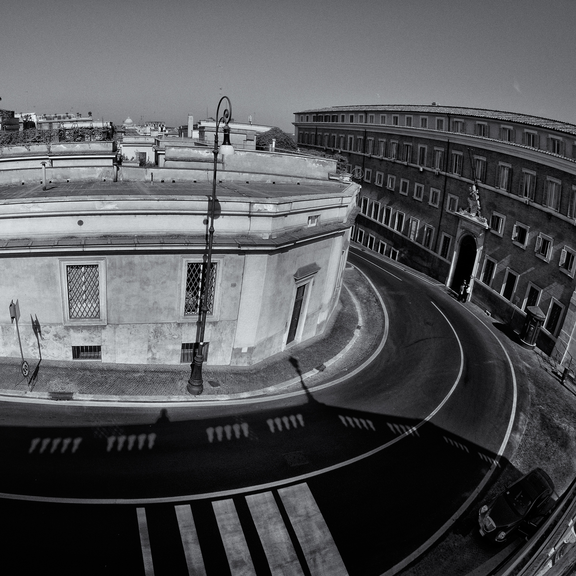 Road Rome