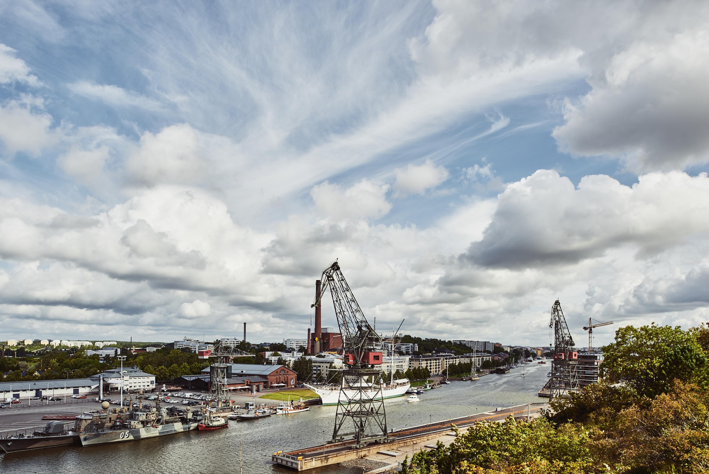 Turku-Åbo | Aurajoki | Telakka
