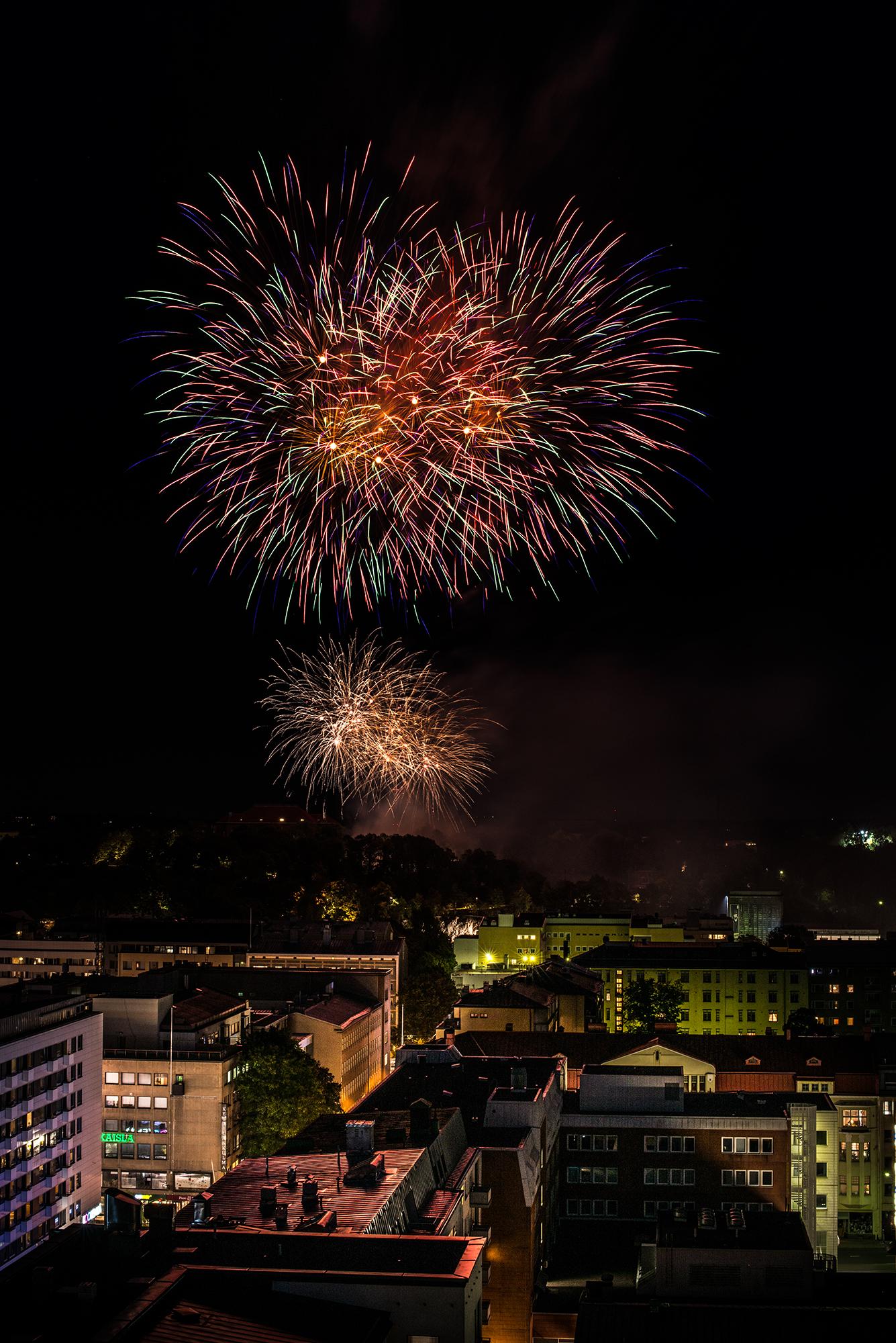 Ilotulitus - Fireworks