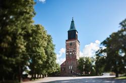 Turku-Åbo   Tuomiokirkko