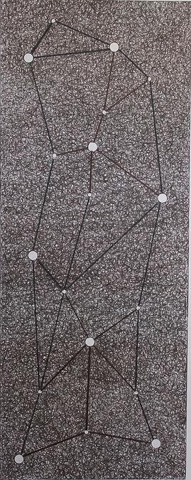 #Constellation #artwork #paper