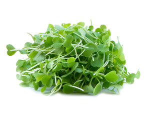 Kale microleaves