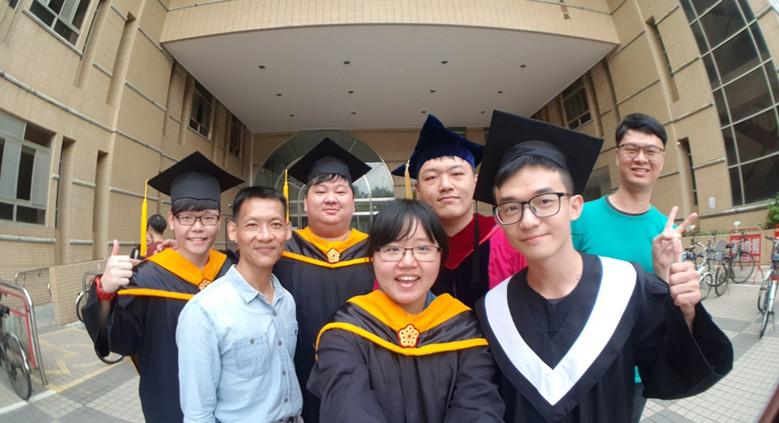 2019/06 Graduation