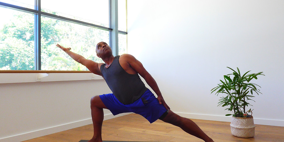 Psoas Workshop with Donald Shakes