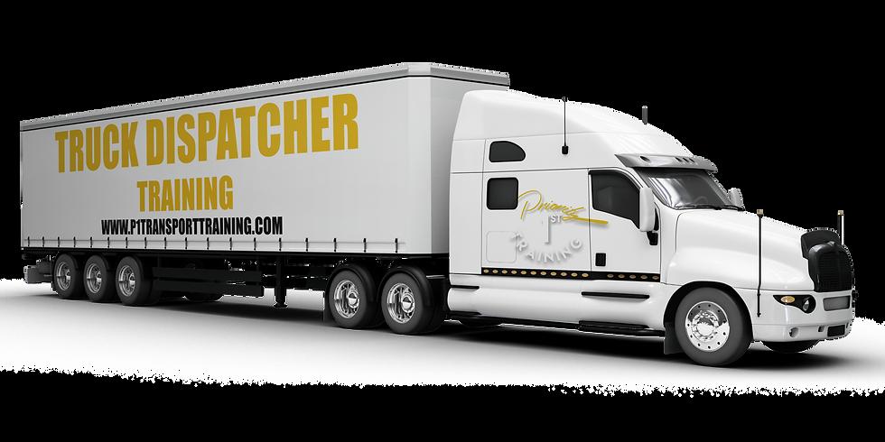 Truck Dispatcher Training