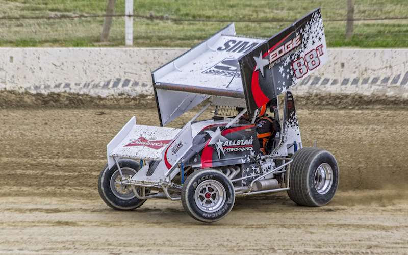 Wash Grease and Spanner check Sprintcar