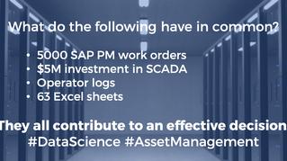 Asset Management & Data Science