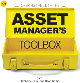 Opening the lid of the Asset Manager's Toolbox