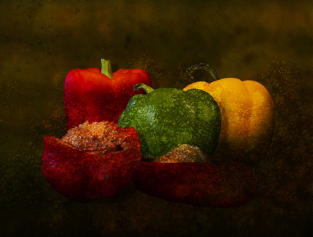 Pepper Still Life
