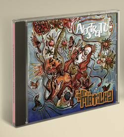 Capa de Álbum Abstrato