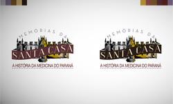 logo design – Santa Casa