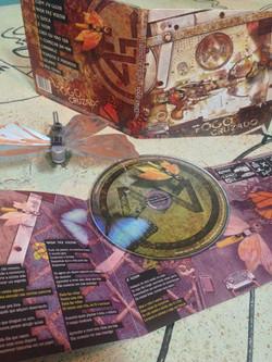 arte de CD Fogo Cruzado