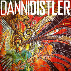 Capa de Álbum do músico Danni Distle