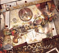 Capa de Álbum Fogo Cruzado