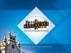 Santa Casa - logo design