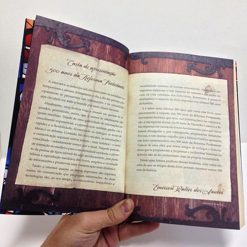 design de livro