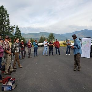 Westside Restoration Field Trip