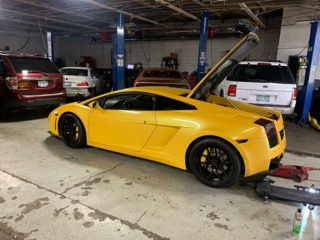 Exotic Sports Car Repair Auto Clinic Eastpointe