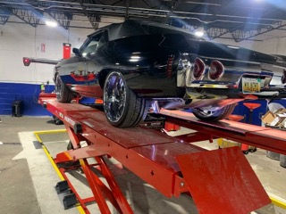Muscle Car Alignment Auto Clinic Eastpointe