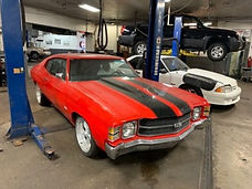 Muscle Car Repair Auto Clinic Eastpointe