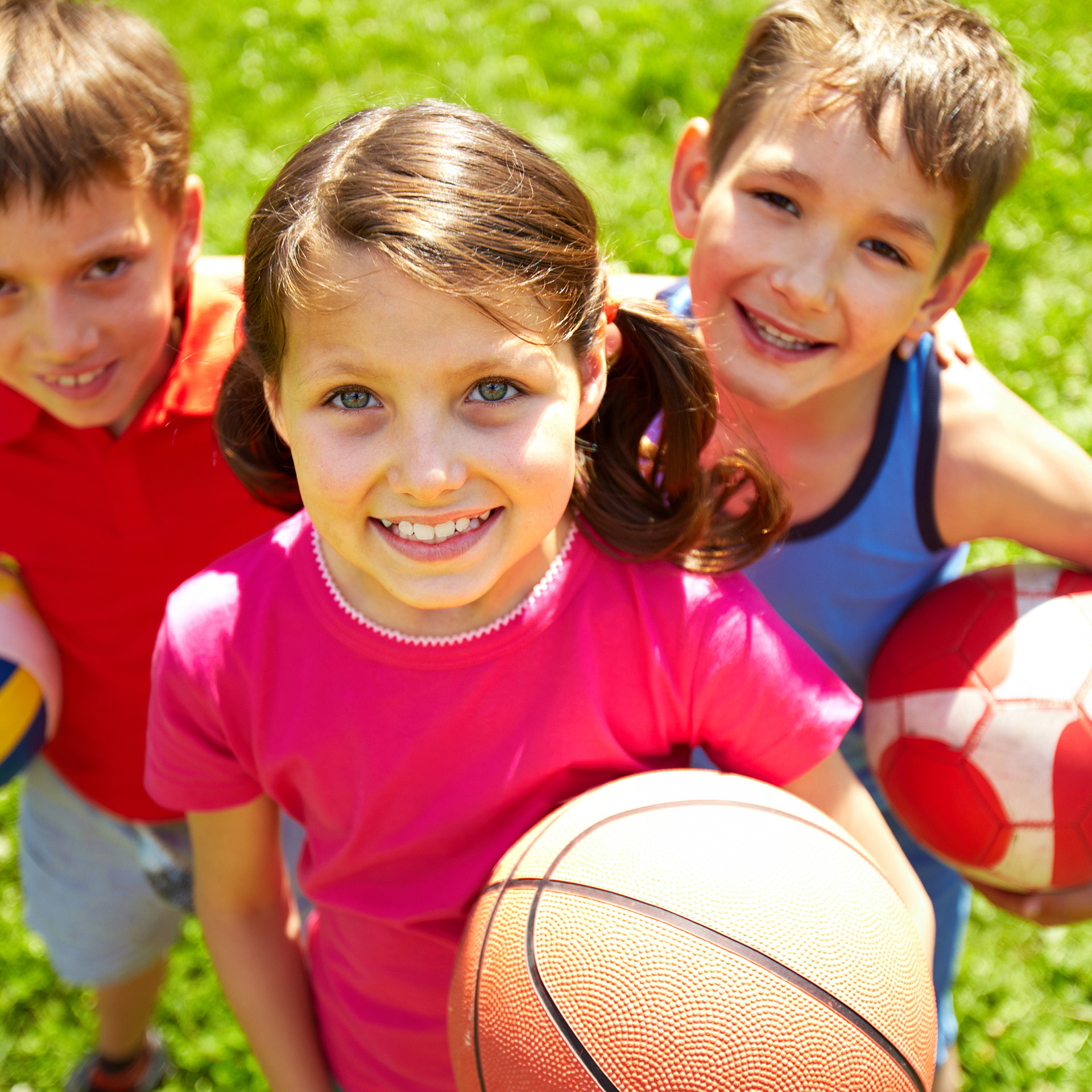 Basketball Golf Academy Flag Football MultiSport Saddles Horseback Riding Soccer