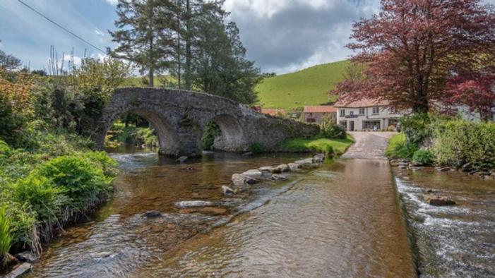 Exmoor, The Doone Valley Guided Walk