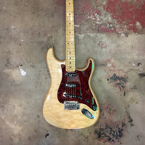Parts Strat with Mighty Mite pickups