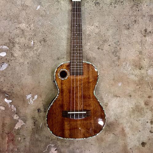 Boulder Creek Riptide EUT-5NG Tenor Mahogany Acoustic/Electric Ukulele