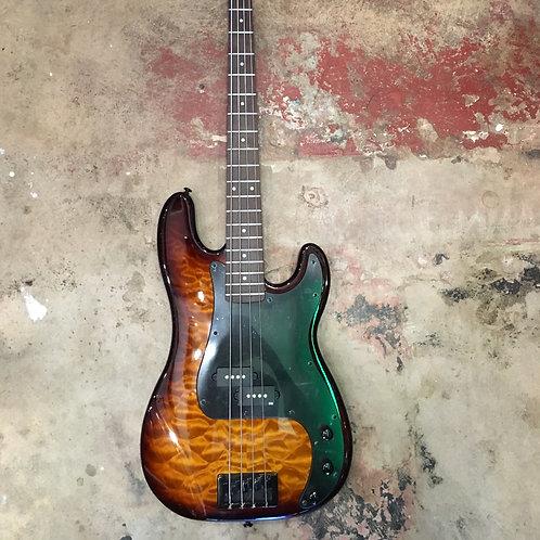 Spector Coda Bass 4P Pro Sunburst Gloss