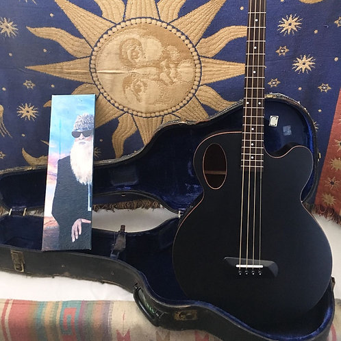 Spector Timbre Acoustic Electric Bass