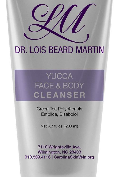 Yucca Face & Body Cleanser