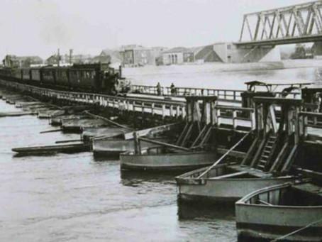 Mit der Brückenhexe über den Rhein