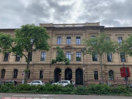 Der Großherzogliche Justizpalast