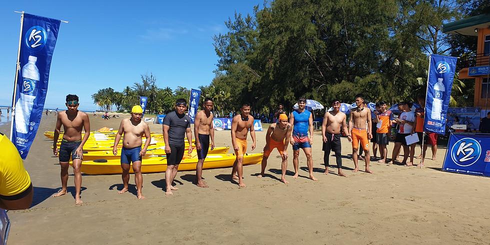 Beach Bunch Lifeguard Challenge