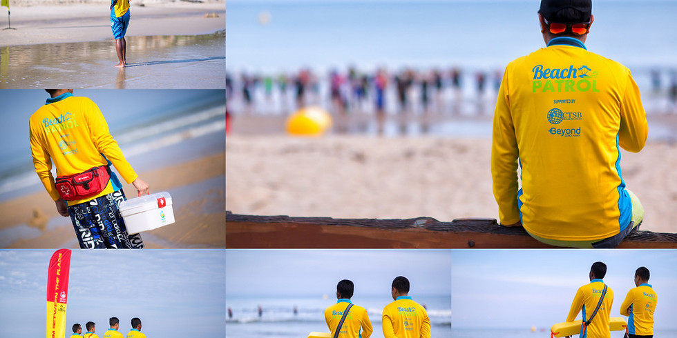 Lifeguard Patrol
